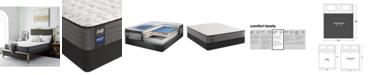"Sealy Posturepedic Chase Pointe LTD 11"" Cushion Firm Mattress Set- King"
