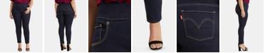 Levi's Trendy Plus Size Skinny Jeggings