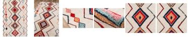 "Novogratz Collection Novogratz Bungalow Bun-6 Multi 3'6"" x 5'6"" Area Rug"