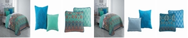 Avondale Manor Livia 4-Pc. Twin Bohemian Reversible Quilt Set