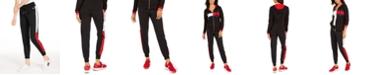 Tommy Hilfiger  Varsity Side-Panel Jogger Sweatpants