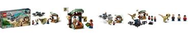 LEGO®  Dilophosaurus on the Loose 75934 - Dinosaur Toy