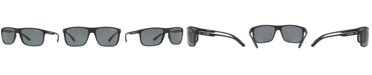 Arnette Men's Polarized Sunglasses, AN4244