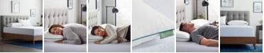 Lucid Shredded Memory Foam Pillow - 2 Packs