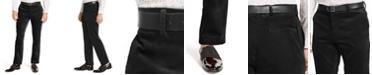 INC International Concepts I.N.C. Men's Big & Tall Slim-Fit Velvet Pants, Created For Macy's