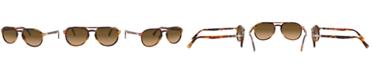 Persol Polarized Sunglasses, PO3235S 55
