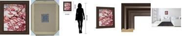 "Classy Art Cherry Blossoms II by Susan Bryant Framed Print Wall Art, 22"" x 26"""