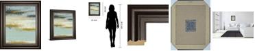 """Classy Art Ocean View by Vindedzis Framed Print Wall Art, 22"""" x 26"""""""
