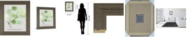 "Classy Art Pilea Peperomioides by Katrien Soeffers Framed Print Wall Art, 22"" x 26"""
