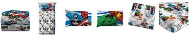 Marvel Avengers 3-Piece Twin Sheet Set