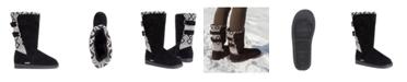 Muk Luks Women's Jean Boots