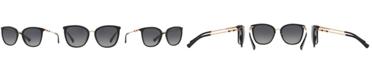 BVLGARI Polarized Women's Sunglasses