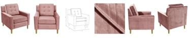 Skyline Valport Club Arm Chair-dims