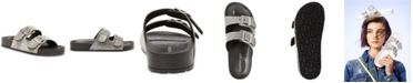 Madden Girl Teddy Footbed Sandals