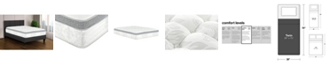"""Primo International Primo Everly 14"""" Cushion Firm Euro Pillow Top Mattress -Twin"""