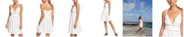 Roxy Juniors' New Silver Light Strappy Dress