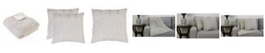 THRO Aiden Chevron Pillow and Decorative Set of 3