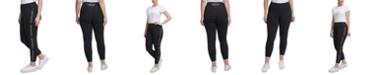 Calvin Klein Plus Size Logo Leggings