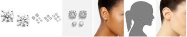 Macy's Diamond Stud Earrings in 14k White Gold (1 ct. t.w.)