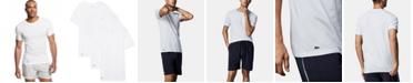 Lacoste Men's Crew-Neck T-Shirt 3-Pack