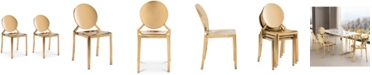 Zuo Eclipse Dining Chair, Set of 2