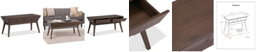 Simpli Home CLOSEOUT! Charun Coffee Table