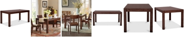 Harbor House Dharma Dining Table, Quick Ship