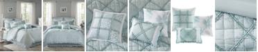 Madison Park Mindy Cotton 9-Pc. Queen Comforter Set