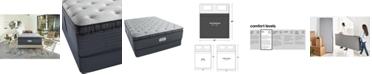 """Beautyrest Platinum Preferred Cedar Ridge 16"""" Luxury Firm Pillow Top Mattress Set - King"""