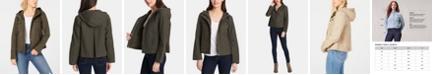 Levi's Cotton Hooded Cargo Jacket