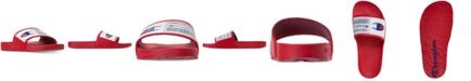 Champion Boys' IPO Jock Slide Sandals from Finish Line