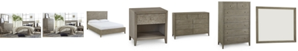 Furniture Parquet Bedroom Furniture Collection, Created for Macy's