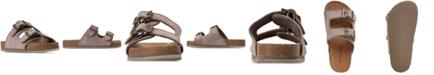 BEARPAW Little Girls' Brooklyn Sandals from Finish Line