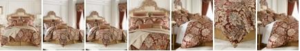 Croscill Arden 4 Piece King Comforter Set