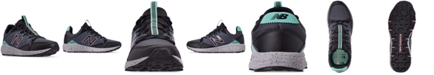 New Balance Men's Fresh Foam Cruz Crag Outdoor Sneakers from Finish Line