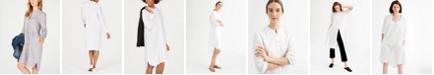 Eileen Fisher Organic Linen Shirtdress, Regular & Petite