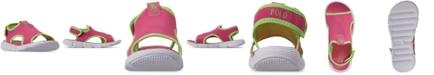 Polo Ralph Lauren Little Girls' Kanyon Sandals from Finish Line