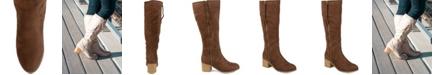 Journee Collection Women's Wide Calf Sanora Boot