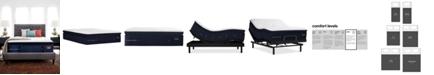 "Stearns & Foster  Reserve Hepburn 16"" Luxury Plush Euro Pillow Top Mattress Collection"