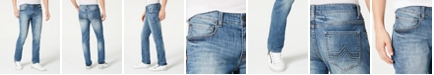 INC International Concepts INC Men's Grant Slim Straight Jeans, Created for Macy's