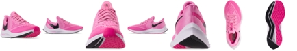 Nike Women's Air Zoom Winflo 6 Running Sneakers from Finish Line