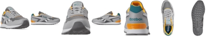 Reebok Women's Classic Harman Run LTCL Casual Sneakers from Finish Line