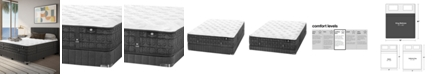 """Hotel Collection by Aireloom Holland Maid 13.5"""" Cushion Firm Mattress Set- King, Created for Macy's"""