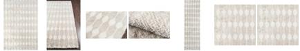"""Novogratz Collection Novogratz Retro Ret-4 Taupe 3'6"""" x 5'6"""" Area Rug"""