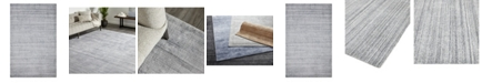 "Timeless Rug Designs Haven S1107 Denim 2'6"" x 8' Runner Rug"