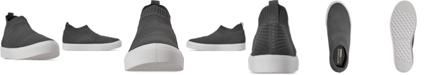 Skechers Women's Street Poppy Like Socks Slip-On Casual Sneakers from Finish Line