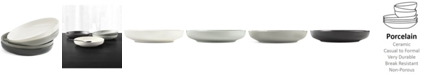 Hotel Collection Modern Ombre Dinner Bowls, Set of 4, Created For Macy's