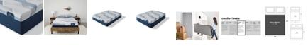Serta i-Comfort by BLUE 100CT 9.75'' Gentle Firm Mattress Set- Queen Split