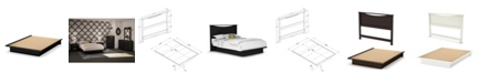 South Shore Step One Bed, Queen