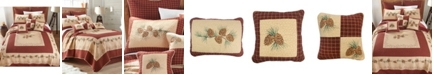 American Heritage Textiles Pine Lodge Cotton Quilt Collection